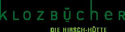 Landhotel Klozbücher Ellwangen-Eggenrot die Hirsch-Hütte Logo