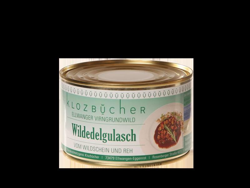 Landhotel Klozbücher Ellwangen-Eggenrot Wildedelgulasch