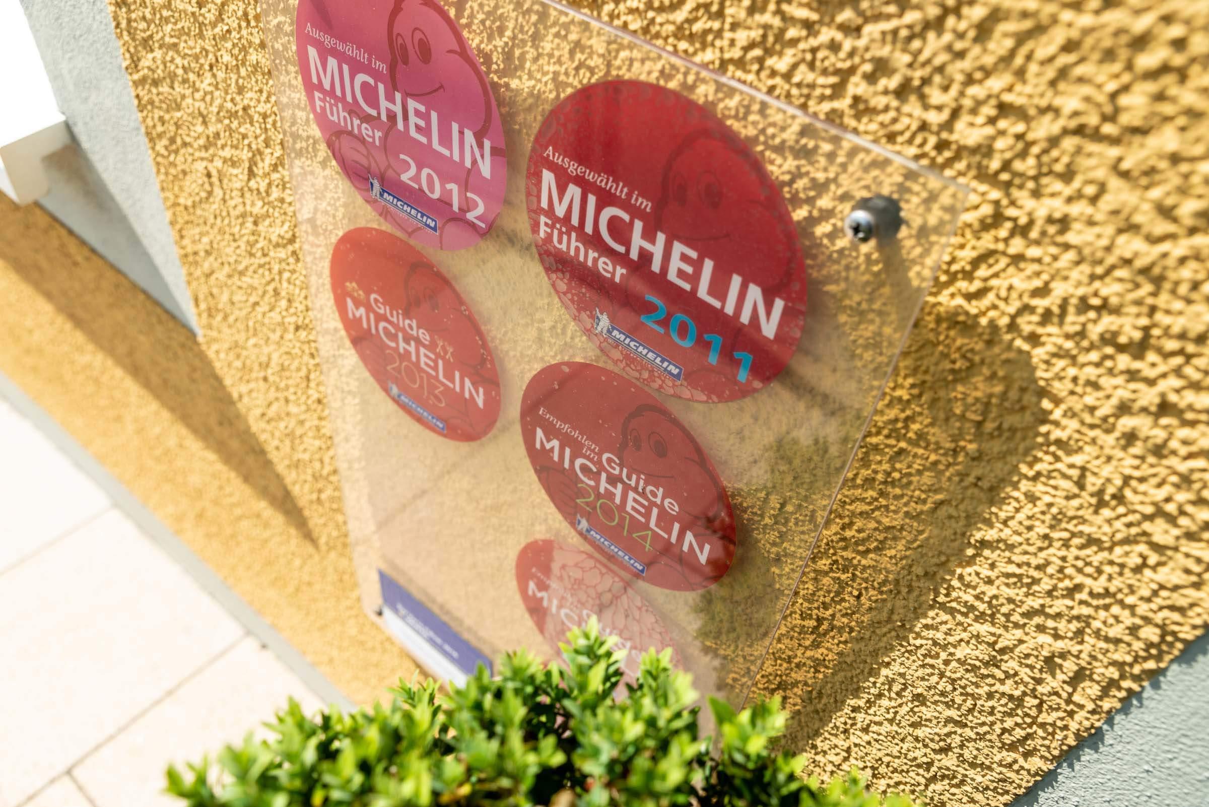 Landhotel Klozbücher Ellwangen-Eggenrot Auszeichnungen